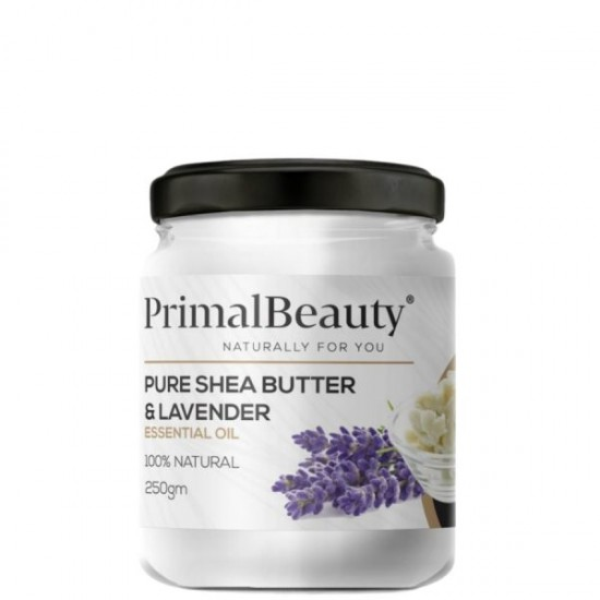 Shea Butter with Lavender 500g